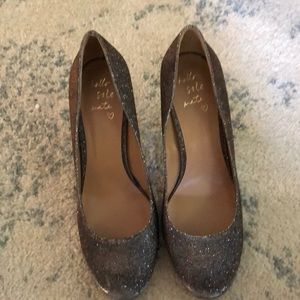 Cinderella shoes in need of a good home!